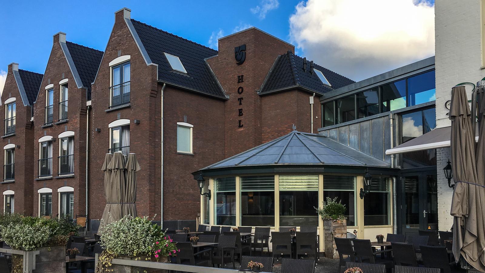 Hotel De Lindeboom in Den Burg auf Texel