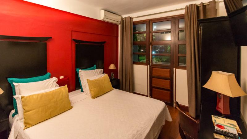 Zimmer im Hotel L'Impératrice in Fort-de-France