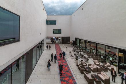 Atrium im LWL Museum Münster