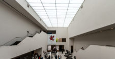 Foyer des LWL-Museums für Kunst und Kultur in Münster