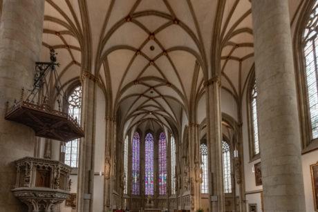 Innenraum von St. Lamberti