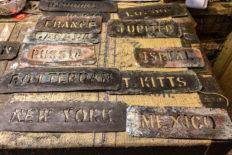 Von der Gouyave Nutmeg Processing Cooperative werden Muskatnüsse in die ganze Welt verkauft und verschickt