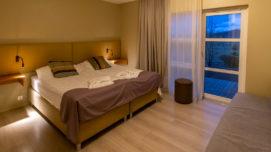 Zimmer im Icelandair Hotel in Hamar