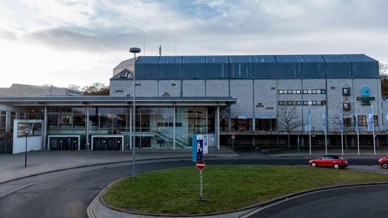 CongressPark Wolfsburg von Außen