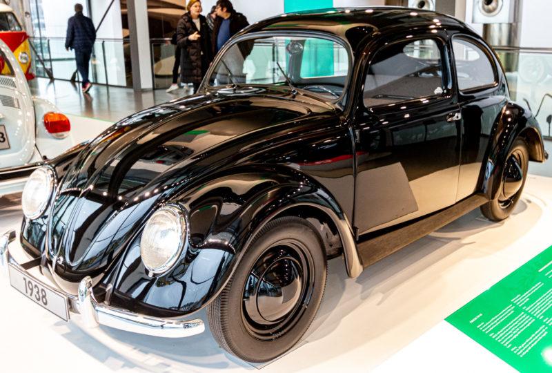 Porsche Typ 60 - Der Ur-Käfer
