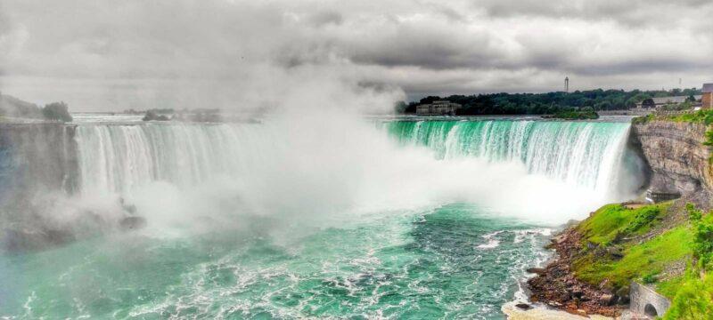 Die Niagara-Fälle; Foto: Lou Lou McFly